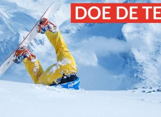 Wintersport quiz