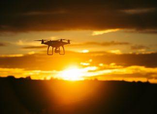 drones in de buitensport