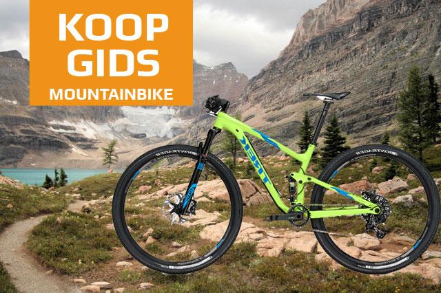 mountainbike waar op letten