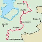 LAW| lange afstand wandelpaden van nederland - Maarten van Rossumpad