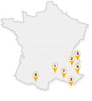 nationale parken van frankrijk
