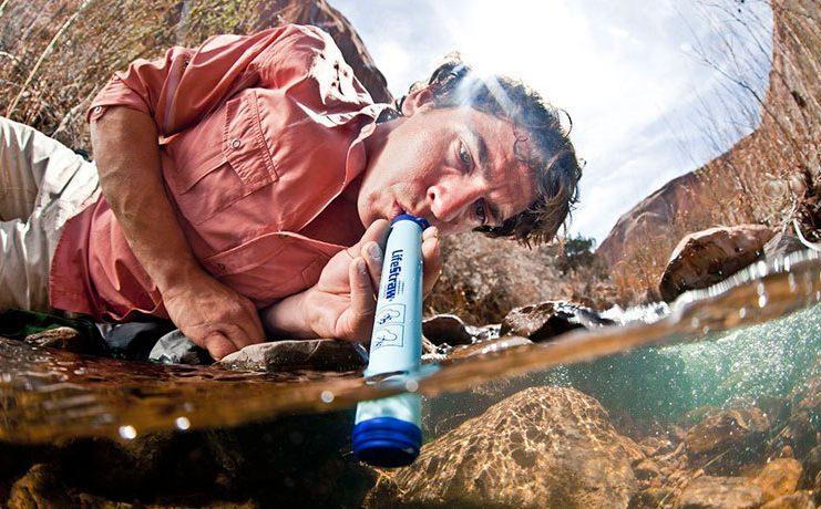 De beste manier om water te zuiveren