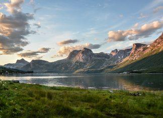 7 hiking trails in noorwegen