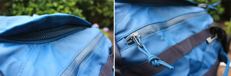 product review thule chasm duffelbag