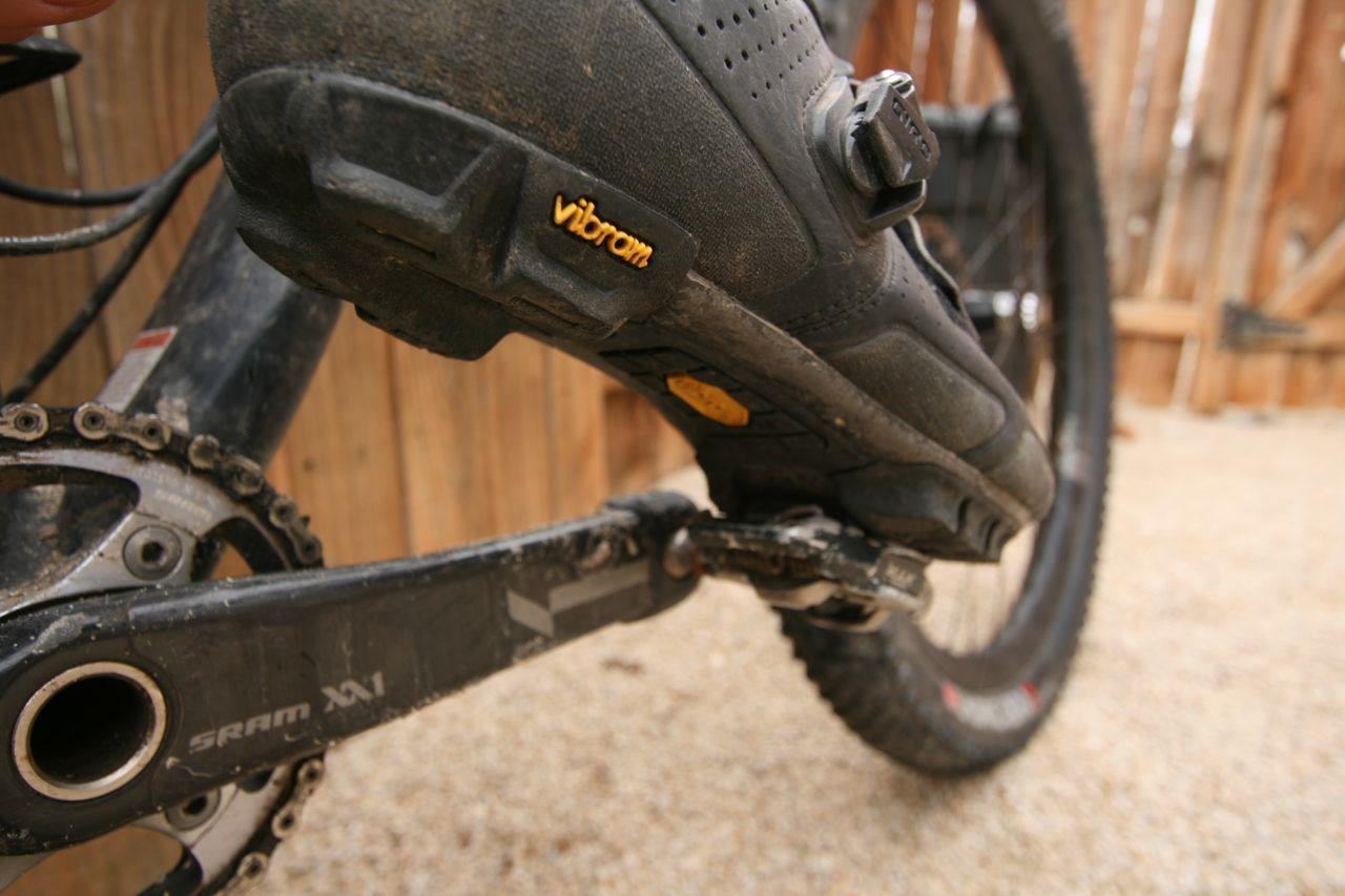 Klik pedalen
