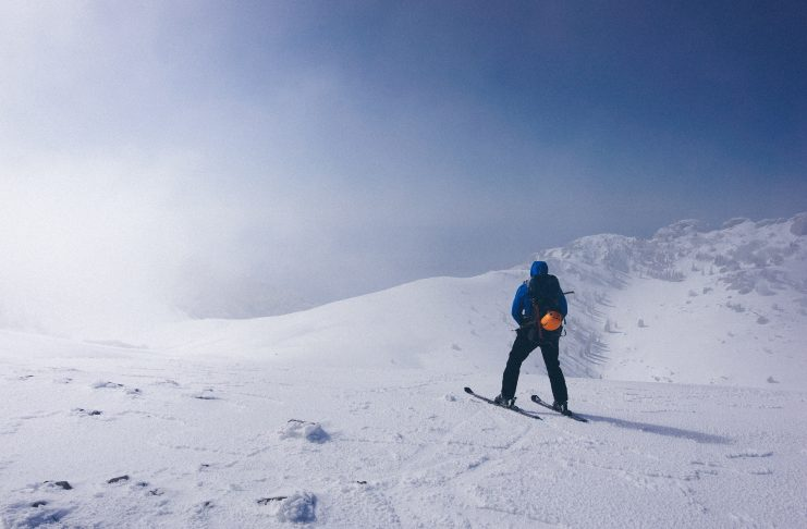 rustige wintersportgebieden