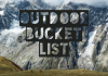 Outdoor-Bucketlist