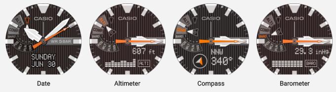 Casio WSD F20