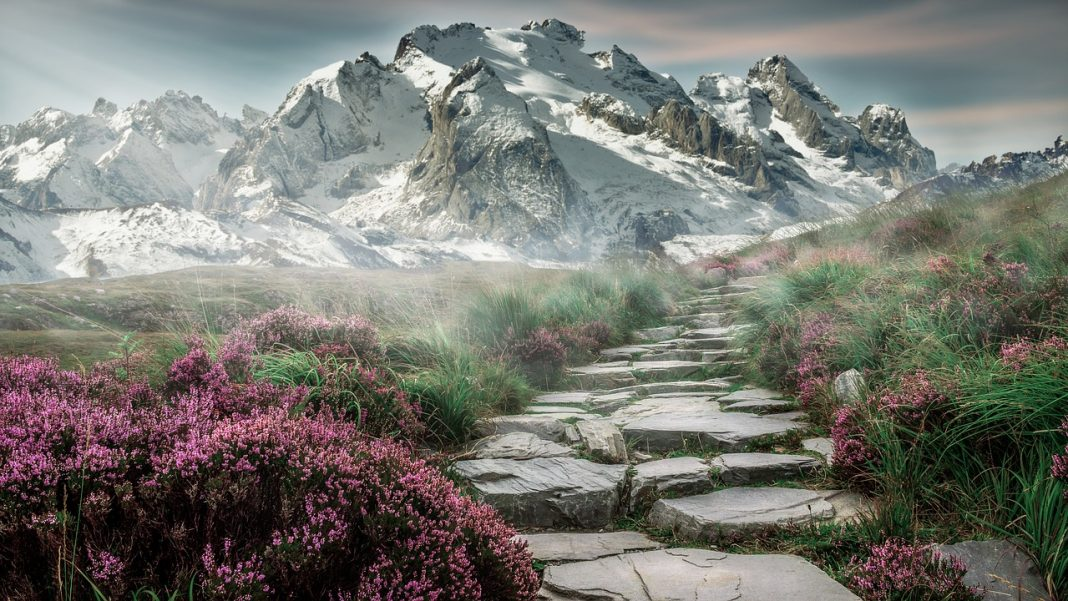 hikes in europa