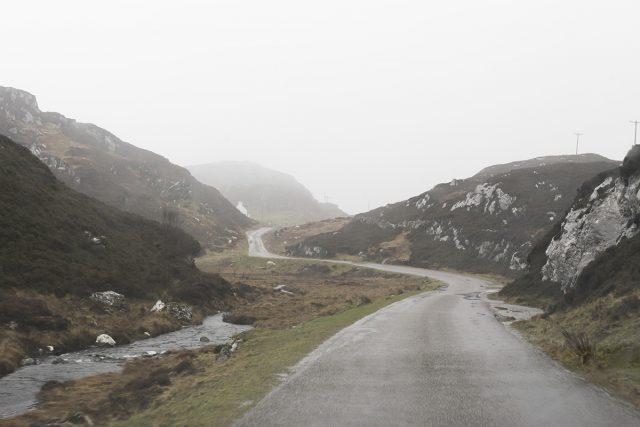 Smalle Schotse snelweg