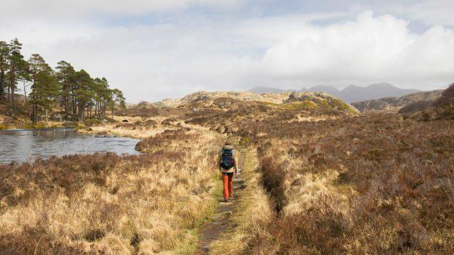 Wandelen bij Lochinver - Schotse Hooglanden