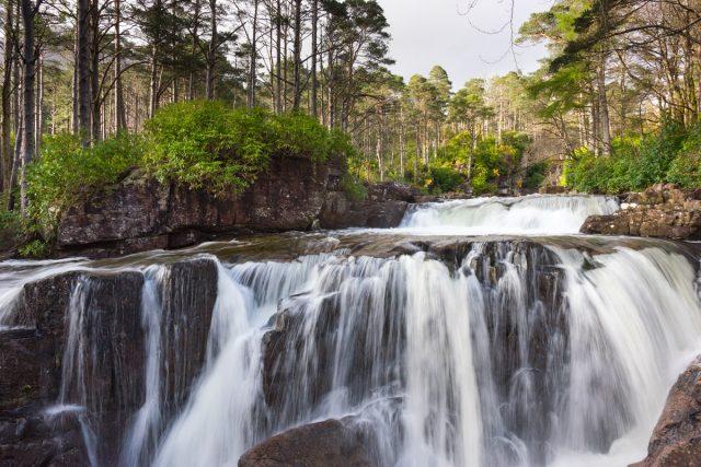 Waterval Torridon