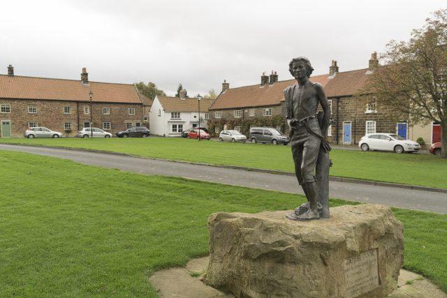 Great Ayton- James Cook
