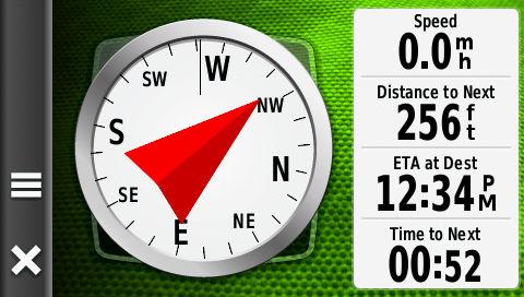 gps koopgids Electronic-compass