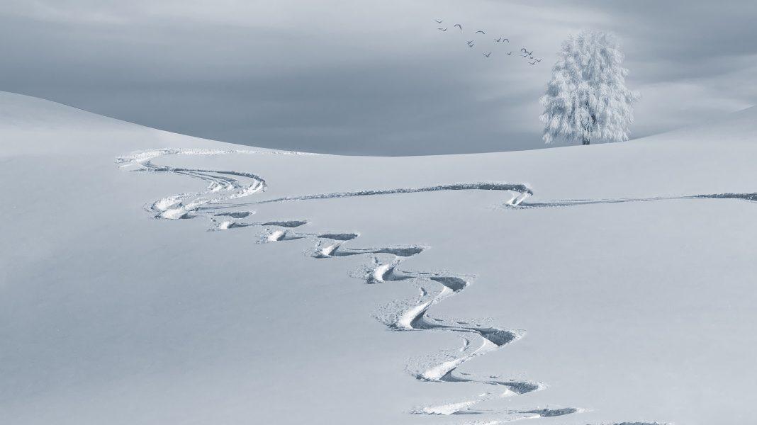 skiën is gezond