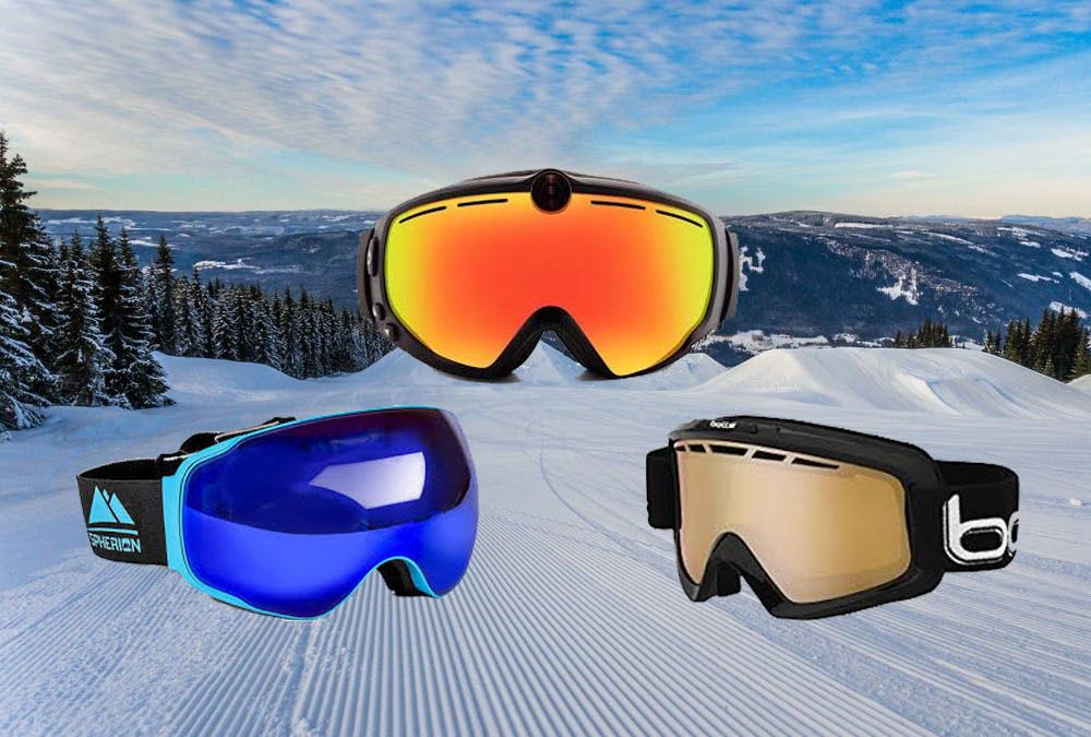 kies de juiste skigoggle