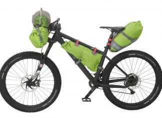 Vaude bikepacking