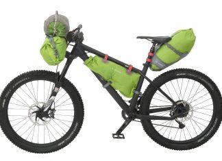 Vaude bikepacking