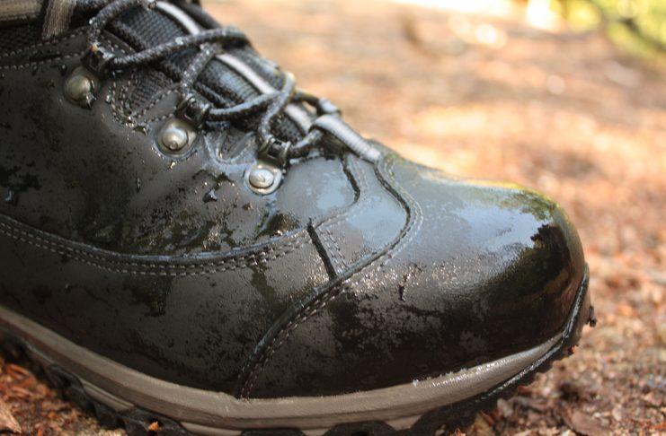 Berghen Morillon Leather Black