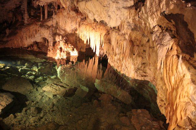 tatra gebergte - vrijheids grot