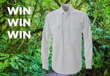 Win een anti-bug expeditie shirt