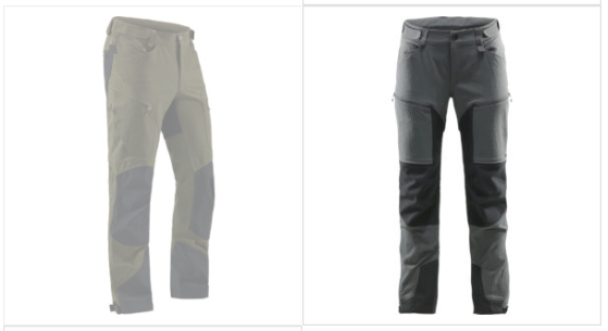 haglofs rugged mountain pants
