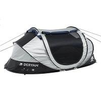 Deryan Luxe Galileo Pop Up Tent Anti Uv Fps 50+