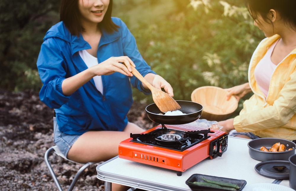 Camping kooktoestel beste