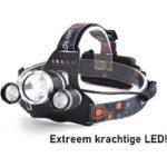 9. Grundig LED Hoofdlamp