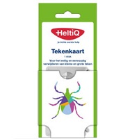 Heltiq Tekenkaart tekenverwijderkaart