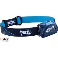 Petzl Actik Hoofdlamp - 350 Lumen - Blauw