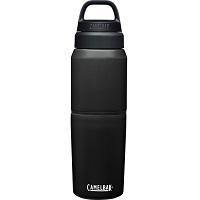 CamelBak Multibev Vacuum SS - Waterfles met afneembare koffiebeker