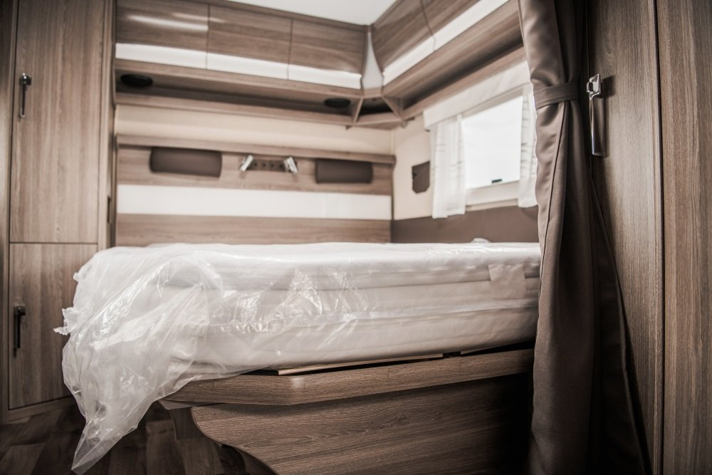 Beste camping matras caravan