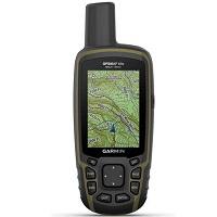 Garmin GPSMAP 65s GPS tracker Persoonlijk Zwart 16 GB